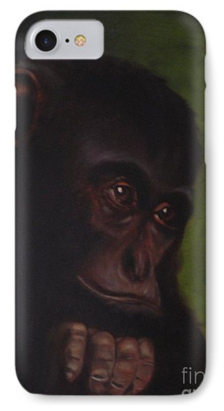 Meditation IPhone Case by Annemeet Hasidi- van der Leij