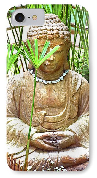 Meditation IPhone Case by Ray Shrewsberry
