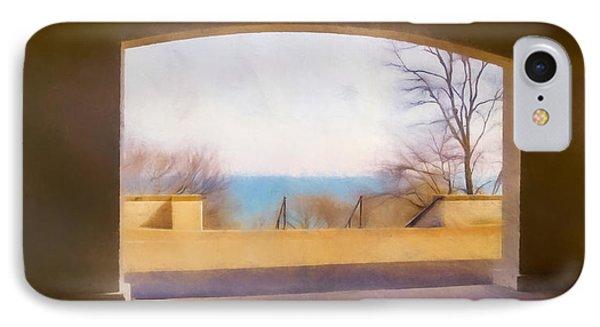 Lake Michigan iPhone 7 Case - Mediterranean Dreams by Scott Norris
