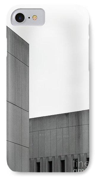 Medsci Building IPhone Case