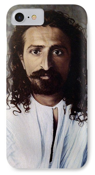 Meher Baba 4 Phone Case by Nad Wolinska