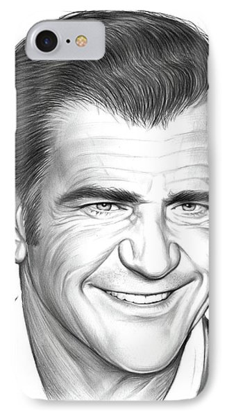 Mel Gibson IPhone Case