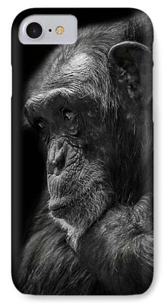 Melancholy IPhone Case by Paul Neville