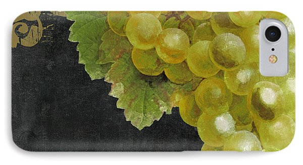 Melange Green Grapes IPhone Case by Mindy Sommers