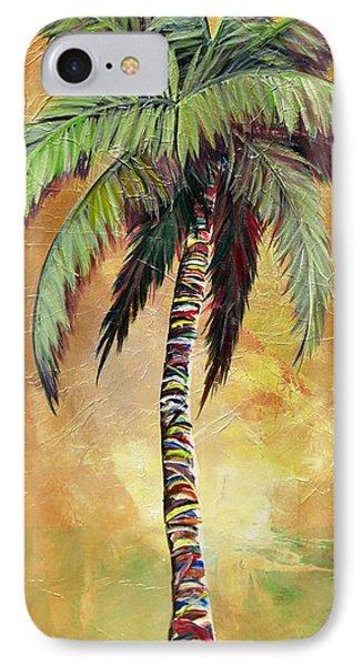Mellow Palm IIi IPhone Case by Kristen Abrahamson