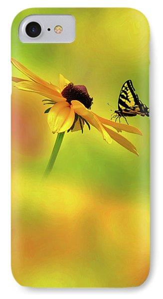 Mellow Yellow Phone Case by John Poon