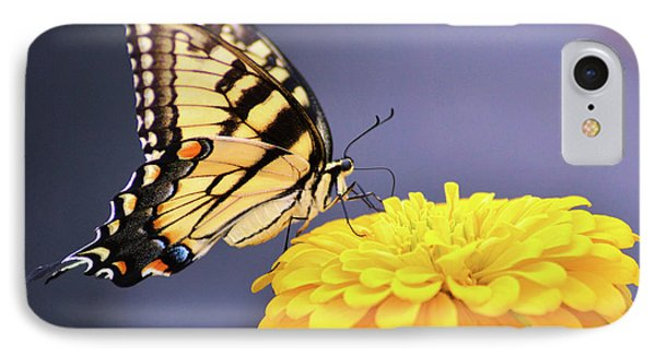 Mellow Yellow IPhone Case by Kathy Kelly