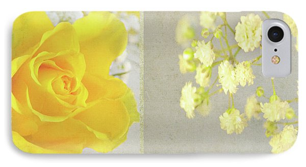 IPhone Case featuring the photograph Mellow Yellow by Lyn Randle