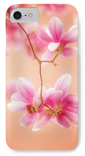 Melodies Of Spring  IPhone Case by Philippe Sainte-Laudy