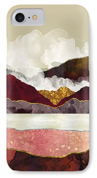 Melon Mountains IPhone Case by Katherine Smit