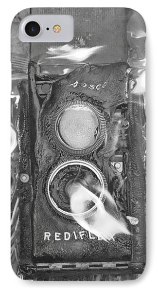 Melt Down IPhone Case by Todd Sherlock