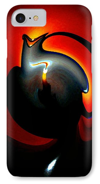 Melting Point Phone Case by Will Borden