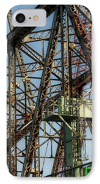 Memorial Bridge IPhone Case