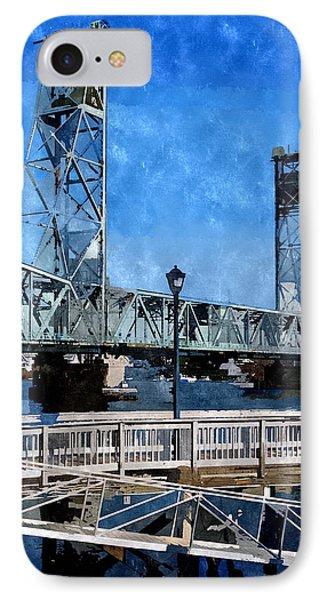 Memorial Bridge Mbwc IPhone Case