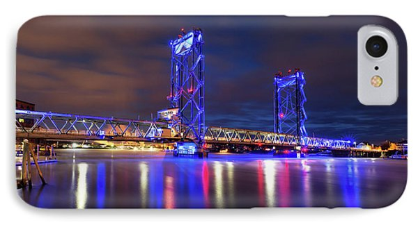 IPhone Case featuring the photograph Memorial Bridge by Robert Clifford