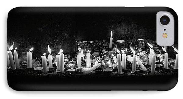 Memorial Candles II IPhone Case