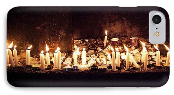 Memorial Candles IPhone Case