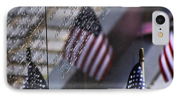 Memorial Day 2015 IPhone Case by John S