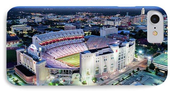 Memorial Stadium In Twilight IPhone Case