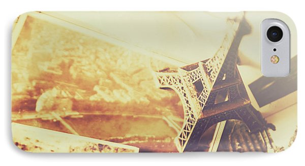 Memories And Mementoes Of Travelling France IPhone Case by Jorgo Photography - Wall Art Gallery