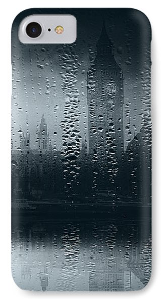IPhone Case featuring the digital art Mystical London by Fine Art By Andrew David