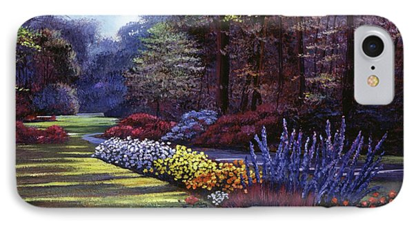 Memories Of Beacon Hill Park IPhone Case