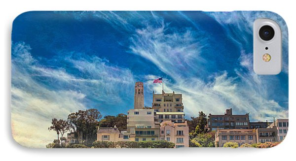 IPhone Case featuring the photograph Memories Of San Francisco by John M Bailey