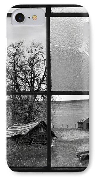 Memories Past IPhone Case by Leland D Howard
