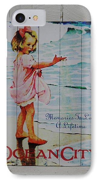 Memories To Last A Lifetime IPhone Case by Richard Reeve