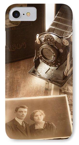 Captured Memories IPhone Case