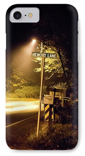 Memory Lane IPhone Case