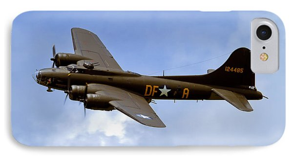 Memphis Belle Phone Case by Bill Lindsay