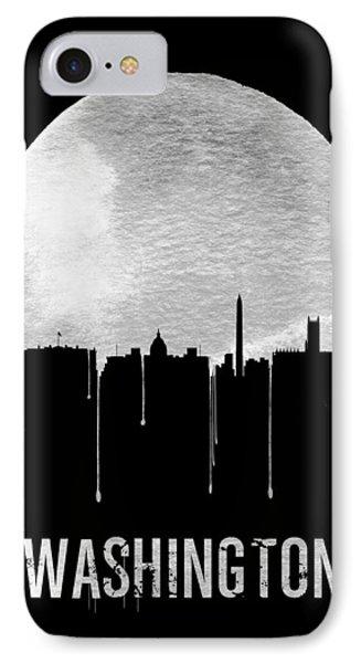 Memphis Skyline Black IPhone 7 Case