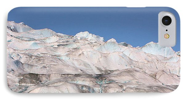 Mendenhall Glacier Panoramic IPhone Case by Kristin Elmquist