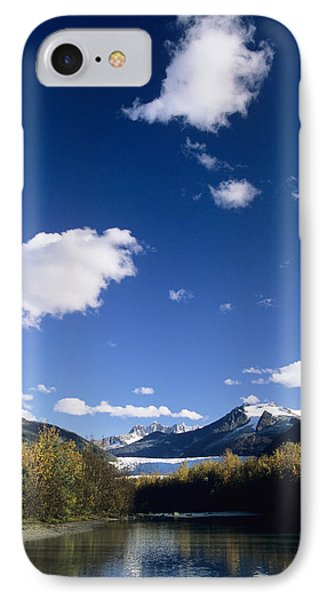 Mendenhall River IPhone Case by John Hyde - Printscapes