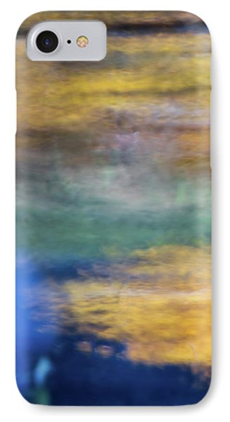 Merced River Reflections 13 IPhone Case by Larry Marshall