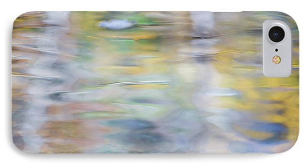 Yosemite National Park iPhone 7 Case - Merced River Reflections 6 by Larry Marshall