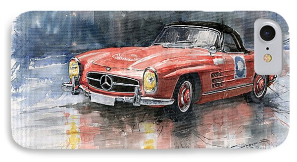 Mercedes Benz 300sl IPhone Case