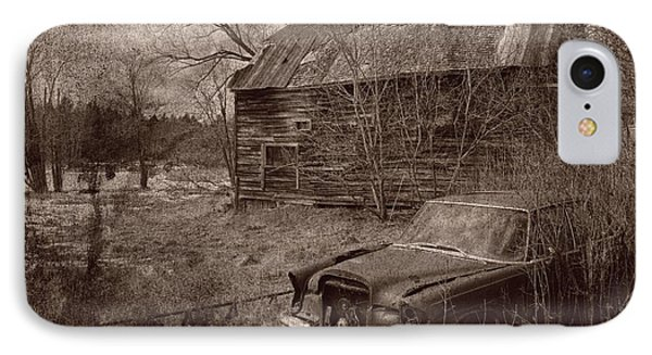 IPhone Case featuring the photograph Mercedes Landsape by Jim Vance