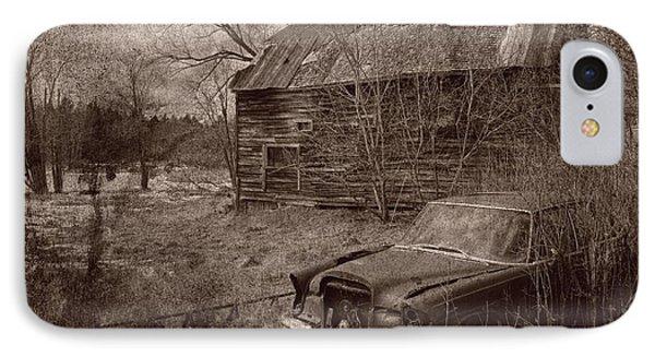Mercedes Landsape IPhone Case by Jim Vance
