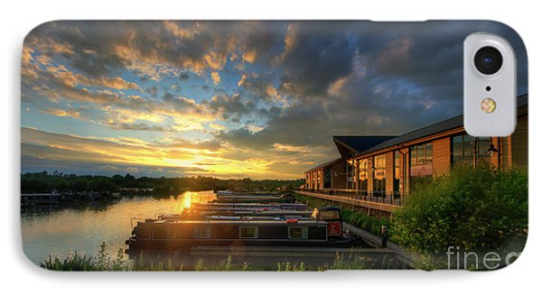 IPhone Case featuring the photograph Mercia Marina 10.0 by Yhun Suarez