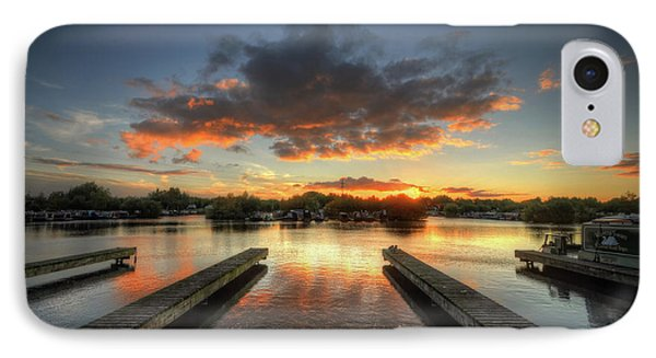 IPhone Case featuring the photograph Mercia Marina 19.0 by Yhun Suarez