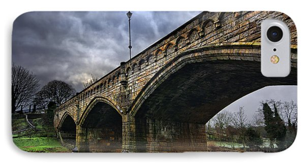 Mercury Bridge, Richmond IPhone Case
