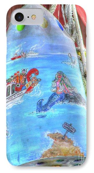 Mermaid IPhone Case by Adrian LaRoque