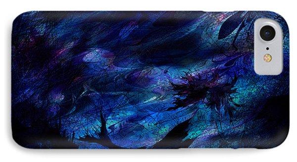 Mermaid Phone Case by Rachel Christine Nowicki