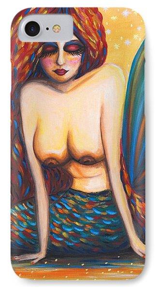 Mermaid Wet Phone Case by Beryllium Canvas