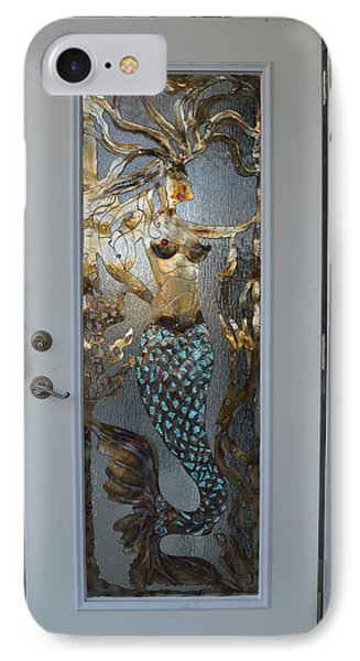 Mermaiden IPhone Case by Tammy Hopper