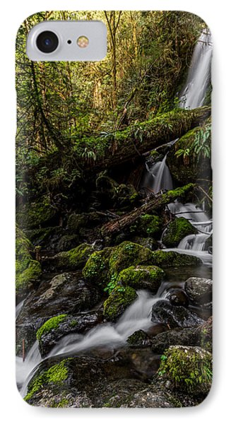 Merriman Falls IPhone Case by David Stine