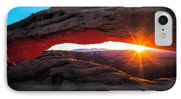 Mesa Arch IPhone Case by Edgars Erglis