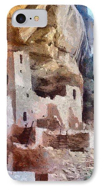 Mesa Verde IPhone Case by Jeff Kolker